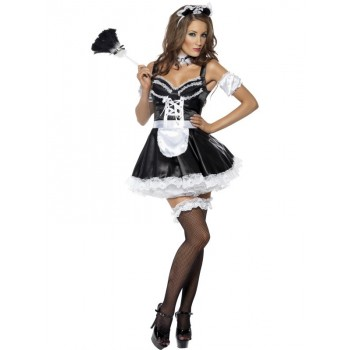 Costume soubrette sexy femme