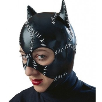 Masque Catwoman femme Luxe