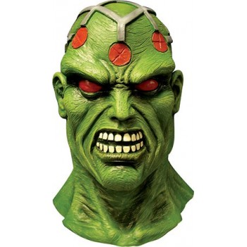 Masque latex Brainiac Superman