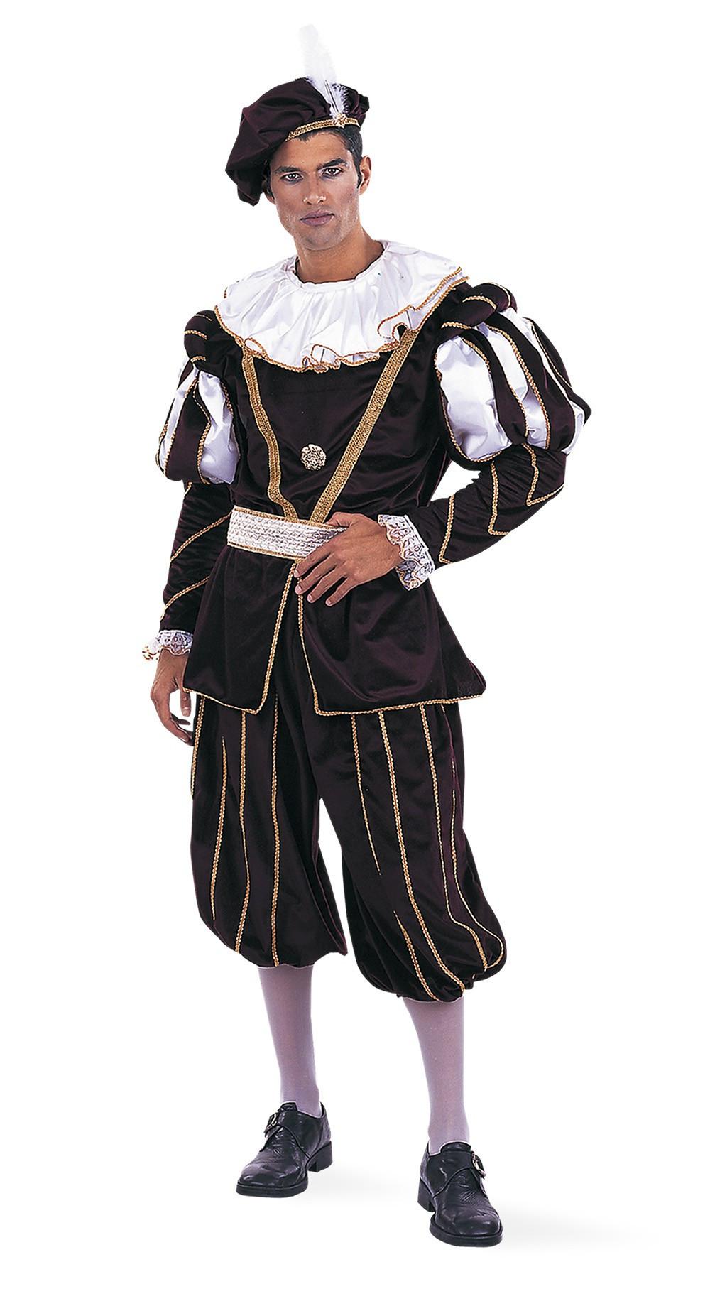 Déguisement Prince de la Renaissance homme Théâtre Luxe