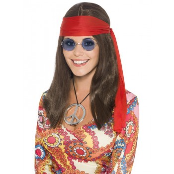 Kit déguisement hippie adulte