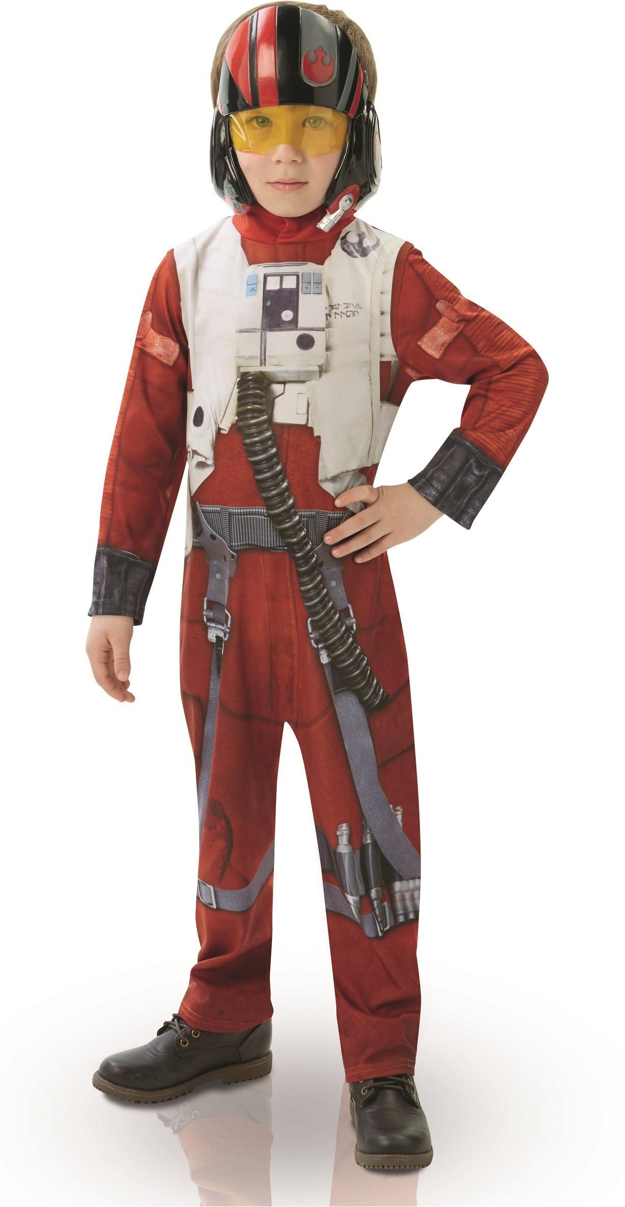 déguisement garçon star wars
