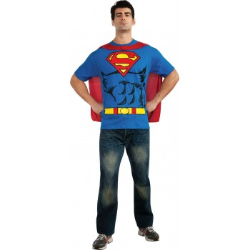 T-Shirt Superman avec cape...