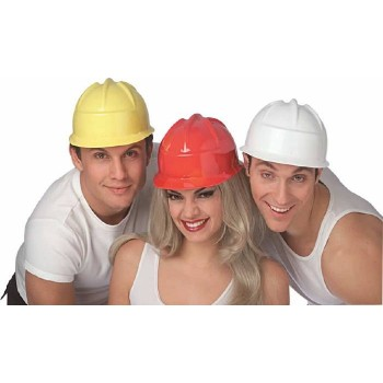 Casque de chantier adulte