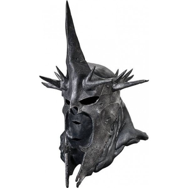 masque witch king le seigneur des anneaux luxe masques d guisements. Black Bedroom Furniture Sets. Home Design Ideas