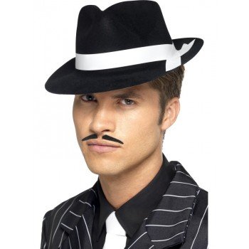 Chapeau borsalino noir...