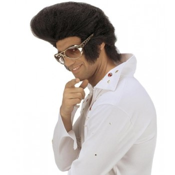 Perruque King Elvis homme
