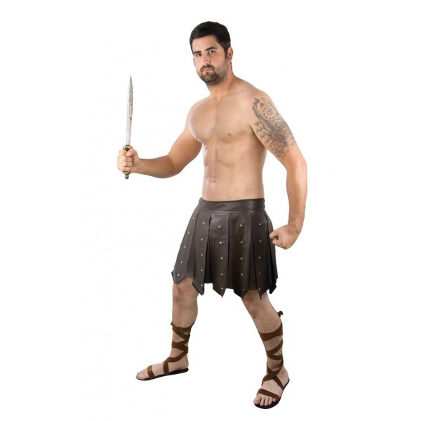 Jupe de gladiateur romain