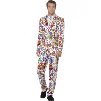 Costume Peace and love homme