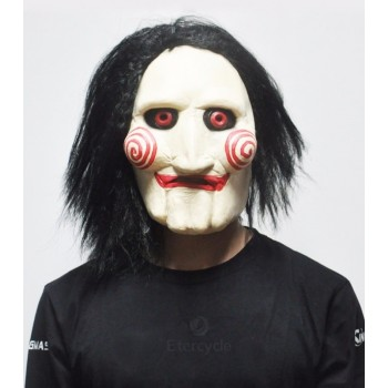 Masque Billy Puppet SAW adulte Luxe
