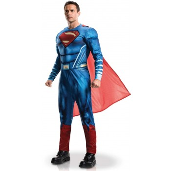 Déguisement Superman Justice League adulte