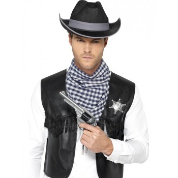 Kit déguisement Sheriff Western adulte