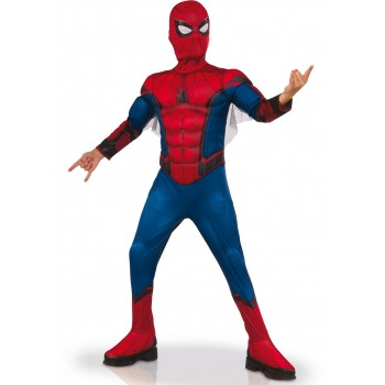 Déguisement Spiderman Homecoming enfant Luxe