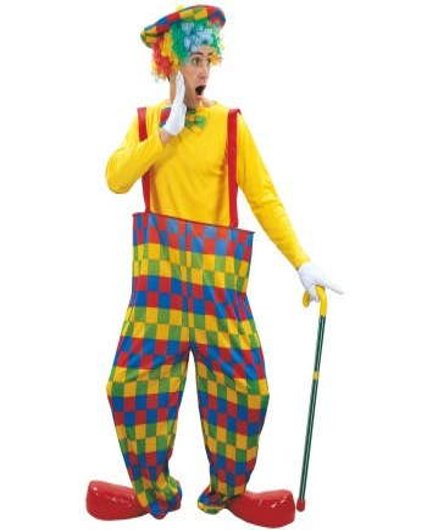 Déguisement clown adulte pas cher