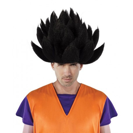 Perruque Dragon Ball adulte