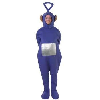 Déguisement Tinky Winky Teletubbies adulte