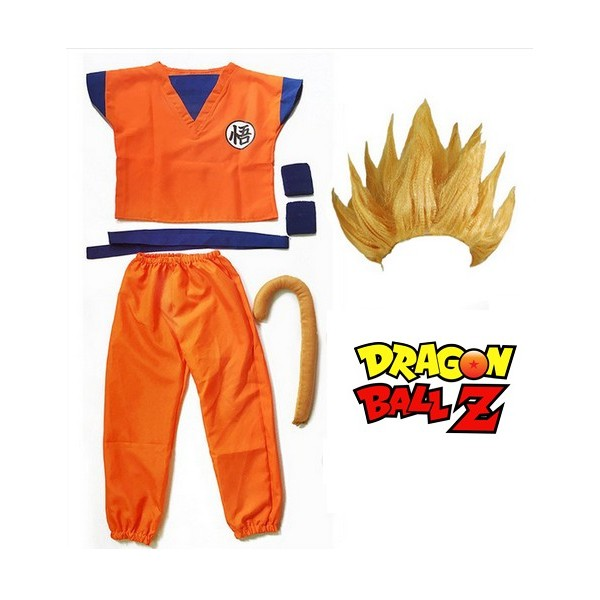 Déguisement Dragon Ball Z complet adulte