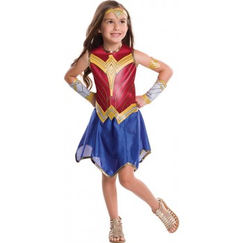 Déguisement Wonder Woman Justice League enfant