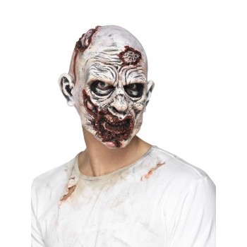 Masque zombie latex intégral