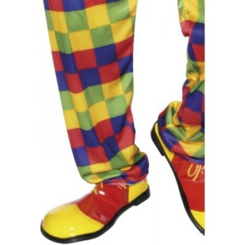Chaussures de clown adulte...