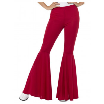Pantalon disco patte...
