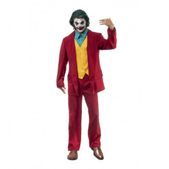 Costume complet Joker Mr...