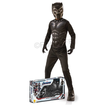 Costume Black Panther avec...
