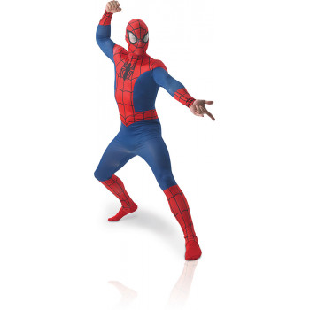 Costume Spider Man...