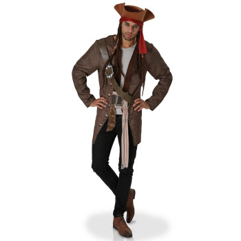 Costume Capitaine Jack...