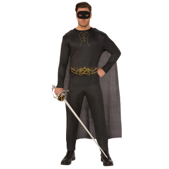Costume Zorro officiel adulte