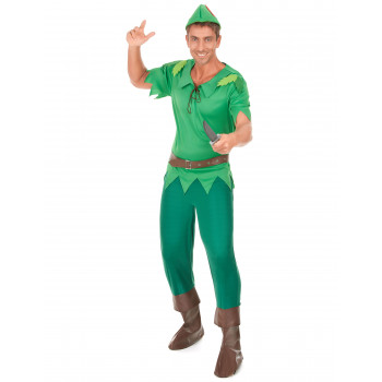 Costume Peter Pan adulte homme