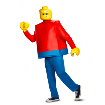 Costume LEGO officiel luxe...
