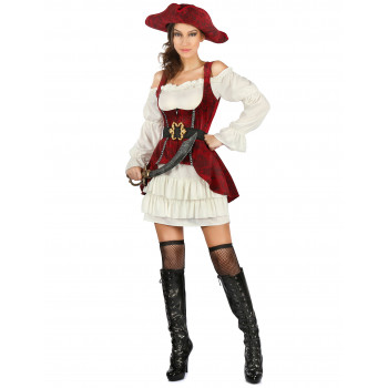 Costume pirate sexy pour femme