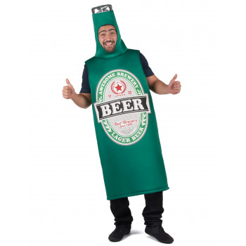 Costume intégral bouteille...