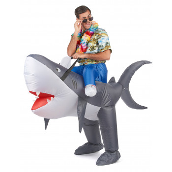 Costume adulte requin...