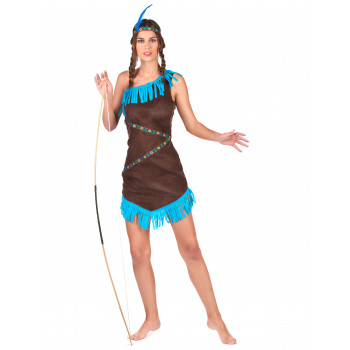 Costume femme indienne...