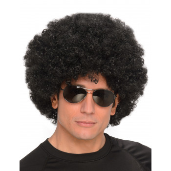 Perruque homme style afro...