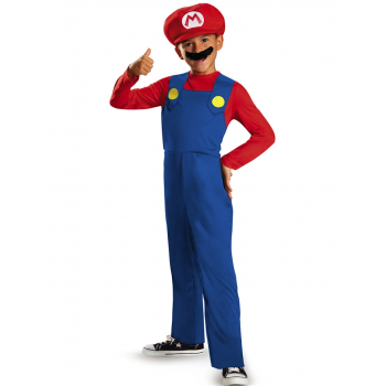 Costume enfant Super Mario...