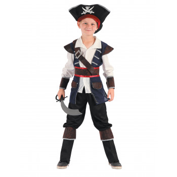Costume complet pirate...