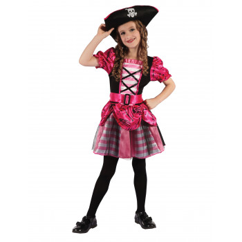 Costume fille pirate...