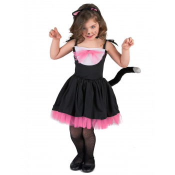 Costume enfant chat robe...