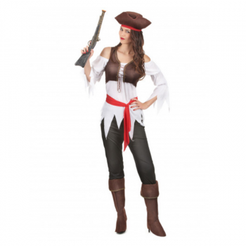 Costume capitaine pirate...