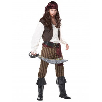 Costume pirate complet...