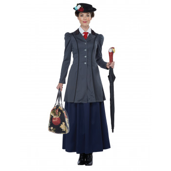 Costume Mary Poppins adulte...