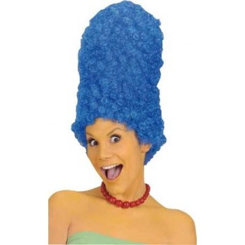 Perruque Marge Simpson femme