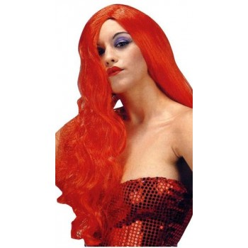 Perruque Jessica Rabbit