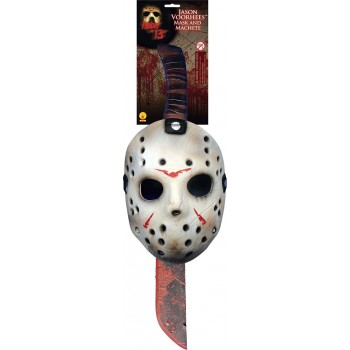 Kit Jason masque + machette