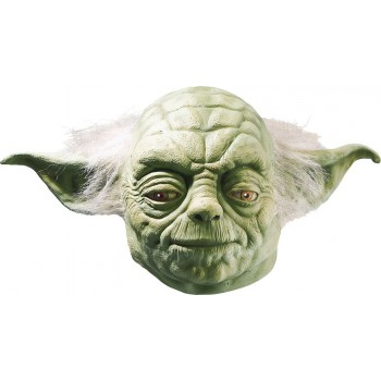 Masque Yoda star wars...