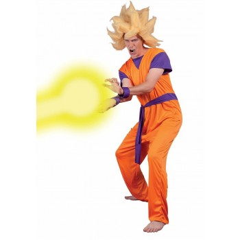 Déguisement Dragon Ball adulte