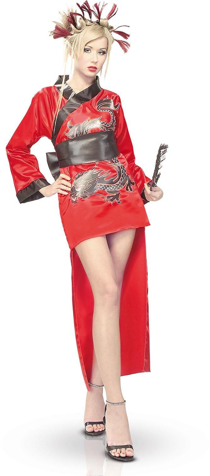 Exceptionnel Déguisement Lady dragon femme adulte YX23